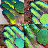 HEX Multi Chrome Pressed Eyeshadow