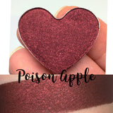 Poison Apple Pressed Heart Shaped Eyeshadow