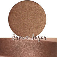 Brown Sugar Pressed Shimmer Eyeshadow