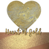 Heart of Gold Heart Shaped Highlighter