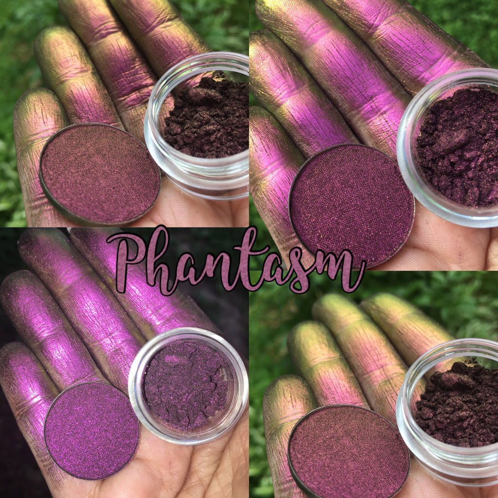 PHANTASM Multi Chrome Color Shifting Eyeshadow