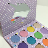 Unicorns & Rainbows 12pc Eyeshadow Palette
