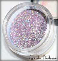 Lavender Blueberries  Loose Glitter