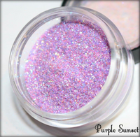 Purple Sunset Loose Glitter