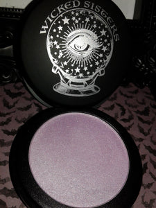 New! Zodiac- Mystical Shimmering Pressed Highlighter