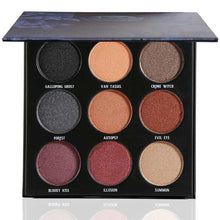 New! Heads Will Roll Eyeshadow Palette (Sleepy Hollow Inspired)