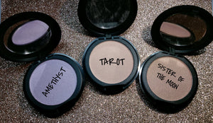 New! Tarot x Pearl Suicide  -Mystical Shimmering Pressed Highlighter