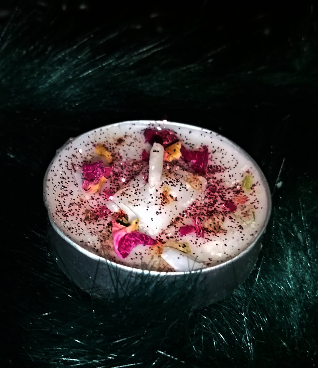 Love Spell - Magic Tea Light Candle ❤️