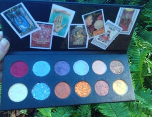 New! Fortune Teller Eye Shadow Collection Palette