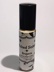 Brujeria - Roll On Vegan Perfume (UNISEX)