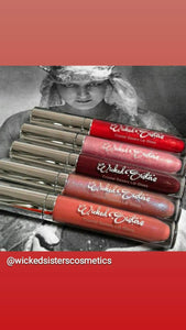 New! Krampus Crystal Gazers Lip Gloss