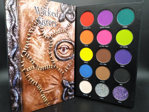 The Spell Book- (Hocus Pocus Inspired) Eyeshadow Palette-RESTOCK on 10/31!!