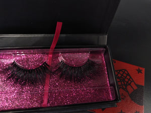New! SEDUCE YA Lashes 25mm (Rocky Horror inspired)