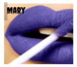 New! Mary Liquid Matte Lipstick-I Put A Spell On You Collection