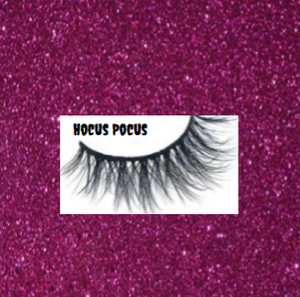 New! 3D Spell Book Lashes (Hocus Pocus inspired)