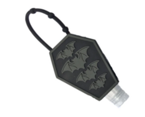 Bat Coffin Hand Sanitizer Holder
