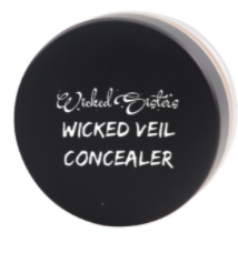 New! Wicked Veil Concealer #8