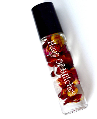New! Sacred Love Roll-On Perfume Potions™- by Haus of Witches