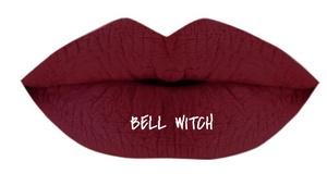 New! Bell Witch Matte Lipstick