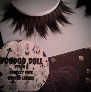 Wicked Lashes-Voodoo Doll