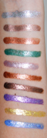 New! Love Spell-Metallic Liquid Eyeshadow