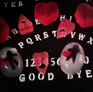 New! Strawberry Scented Mini Planchette Lathering Body Soaps (Set of 3)