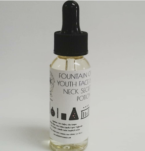 Fountain of Youth Face & Neck  Potion