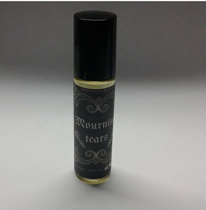 Roll On Vegan Perfume Apothecary Collection-Mourning Tears