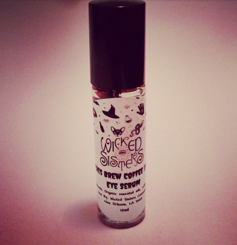 Witches Brew Coffee Infused Eye Serum