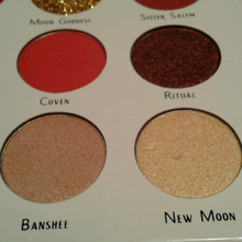 New! Moon Goddess Eye Shadow Palette