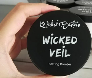 New! Wicked Veil #2 Loose Setting Powder