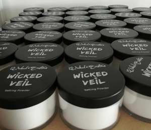New! Wicked Veil Loose Setting Powder