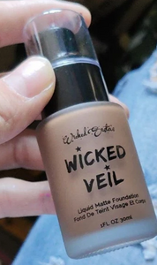 New! Wicked Veil Liquid Matte Foundation #2