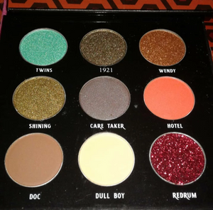 New! 237 (The Shining Inspired) Eye Shadow Palette