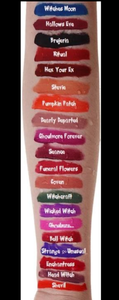New! Funeral Flowers Liquid  Matte Lipstick-BACK IN STOCK!