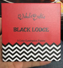New! BLACK LODGE (Twin Peaks Inspired) Eye Shadow Palette-