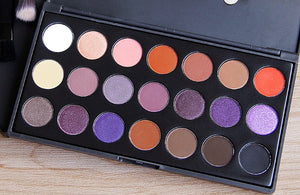 New! COVEN Eye Shadow Palette