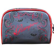 Glampire Cosmetic Makeup Bag Wristlet Purse
