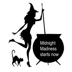 Midnight Madness Bundle -  Ghoulmore Liquid Matte Lipstick &  Black Magic  Eye Shadow
