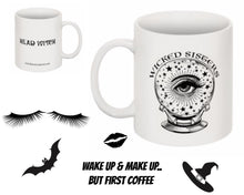 Wicked Sisters Cosmetics Mug-Back In Stock!