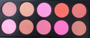 New! COVEN Blusher Palette
