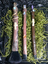 Witchy Wands -Cemetery Gates (Cross) brush 3 set