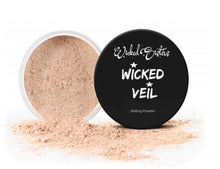 New! Wicked Veil #6 Loose Setting Powder