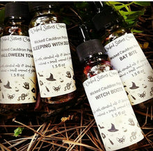 New! Sleeping with Death- Wicked Cauldron Potion ( Limited Edition)