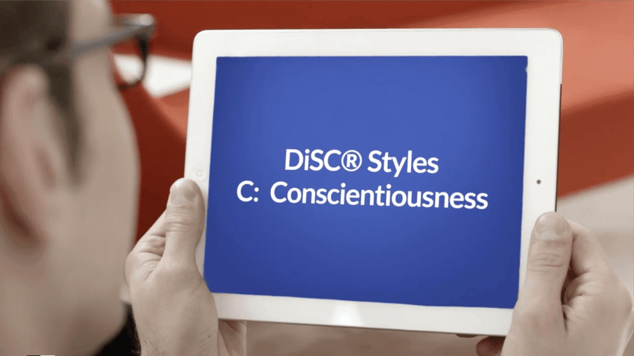 DiSC Profiles:  C (Conscientiousness) DiSC Personality Style