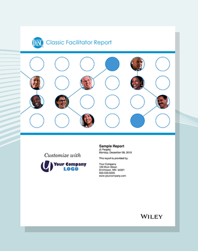 DiSC® Classic Facilitator Report