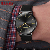 OLEVS Luxury Ultra Thin Watches for Men & Women