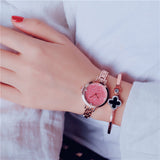 Women's Fashion Elegant Luxury Brand Watch