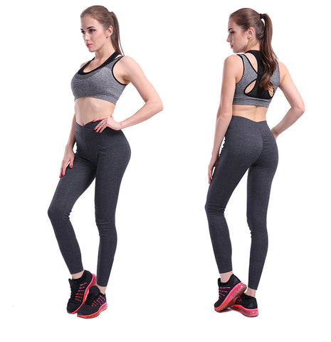 Women Workout Yoga & Fitness Leggings