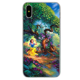 Snow White and the Seven Dwarfs Hard Phone for Apple iPhone